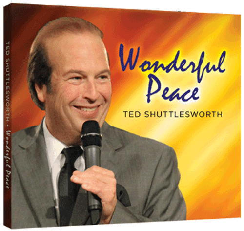 Wonderful Peace (Music CD)