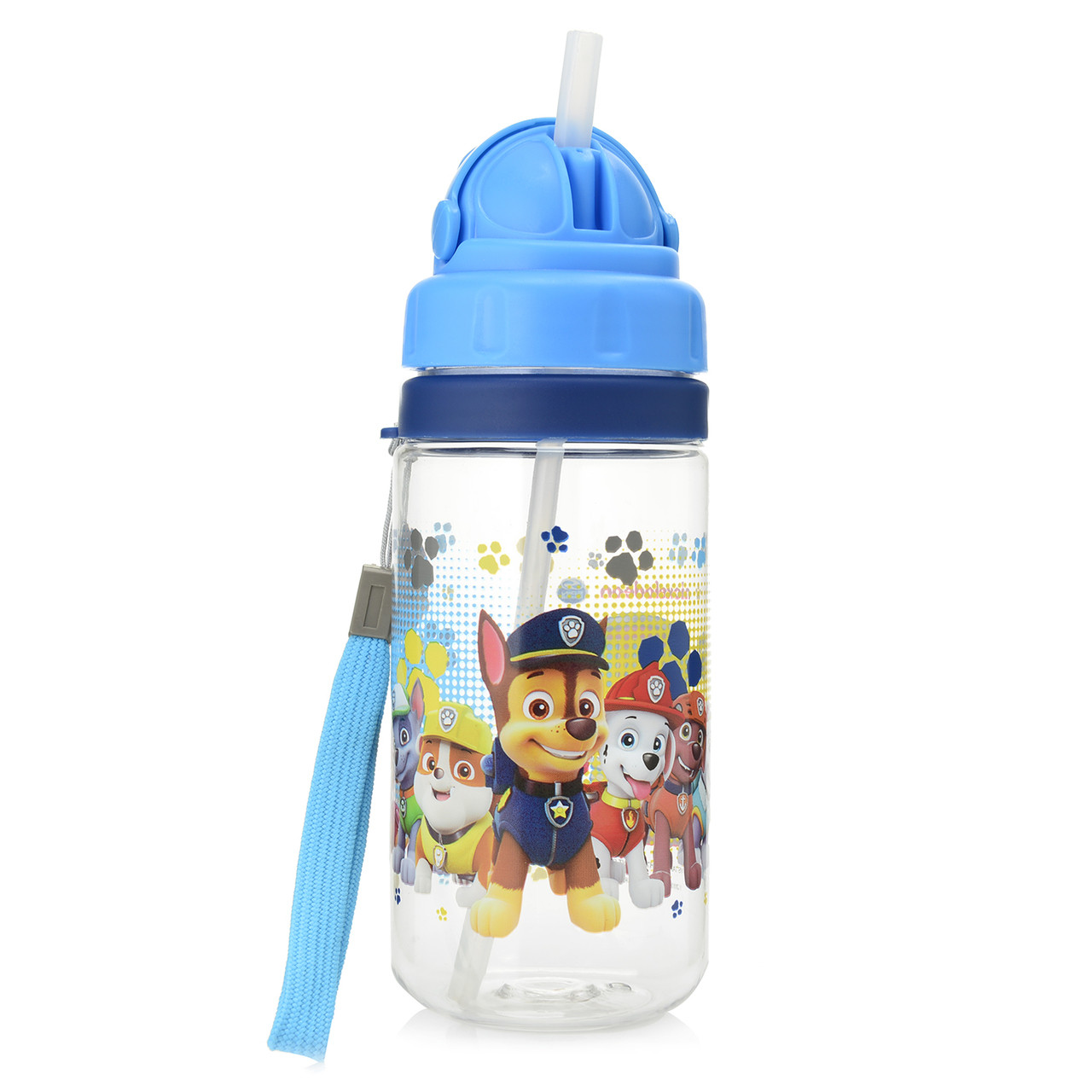 038cd9682e PAW Patrol Live! 17oz Bottle with Pop up Straw and Strap
