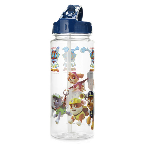 71044ef547 PAW Patrol Live! 20oz Bottle with Straw in Handle - VStar ...