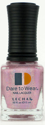 LeChat Dare to Wear Spectra Nail Lacquer Galactic Pink - .5 oz
