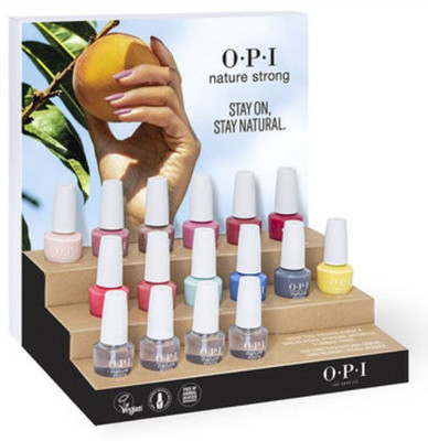 OPI Nature Strong Nail Lacquer - 16 Piece Display