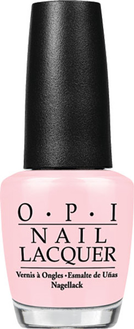 OPI Classic Nail Lacquer It's A Girl - .5 oz fl