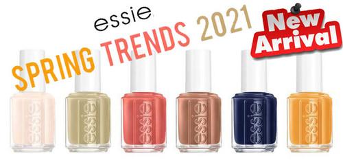 Essie Nail Polish Spring Trend 2021 - 6 PCS