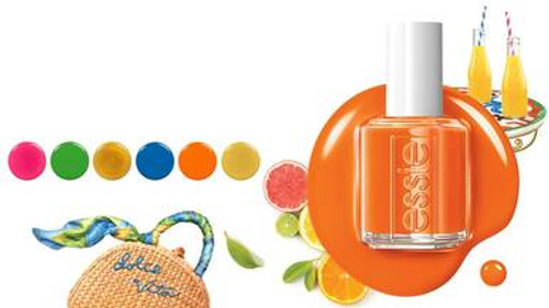 Essie Nail Polish Summer 2021 Ferris Of Them All Collection - 6 PCS