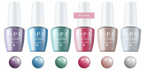 OPI GelColor Magnetic Gel Effects Wave 2 - Open Stock