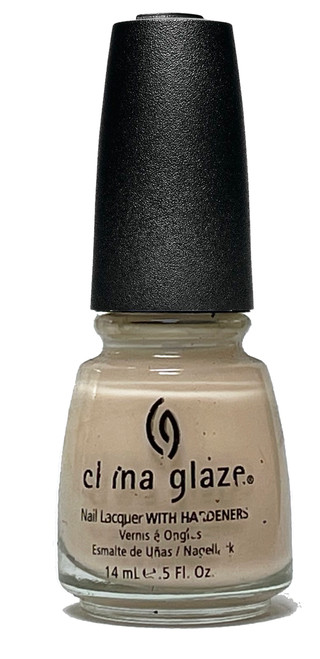 China Glaze Nail Polish Lacquer Linger - .5oz