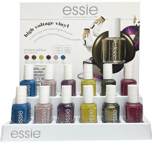 Essie High Voltage Vinyl Fall/Winter 2021 Collection - 12 PC