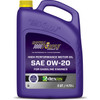 5 quart - SAE 0W-20 High Performance Synthetic Motor Oil