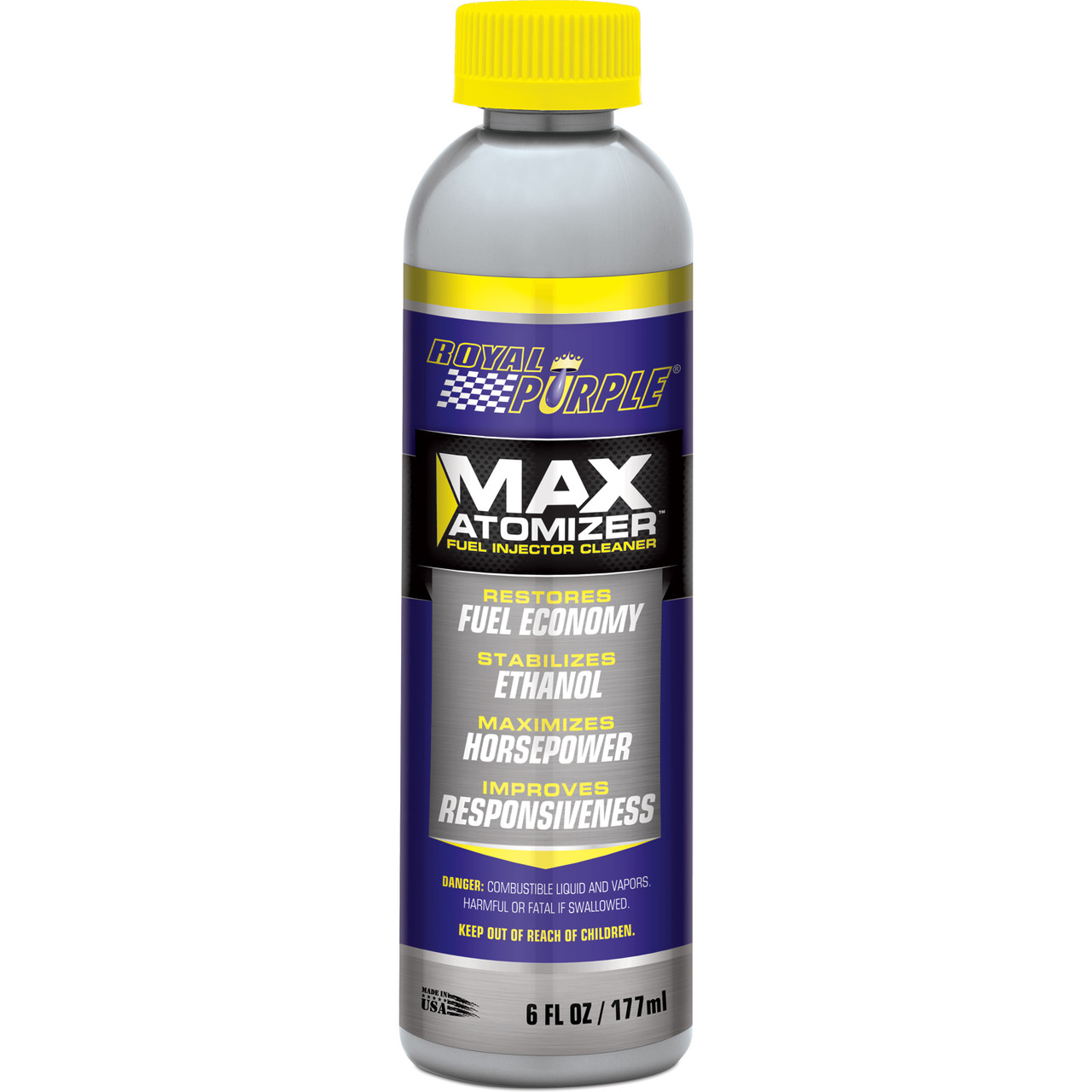 MAX ATOMIZER FUEL INJECTOR CLEANER