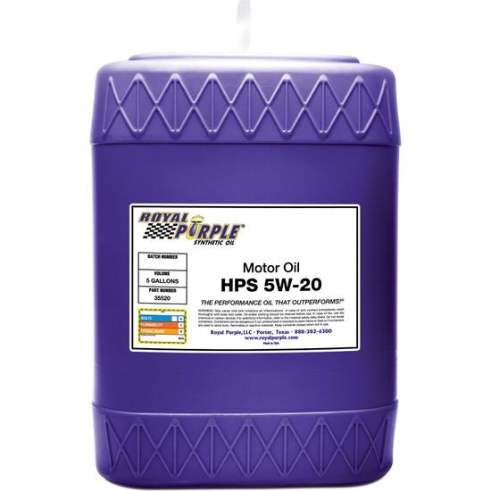 HPS 5W-20 High Performance Street