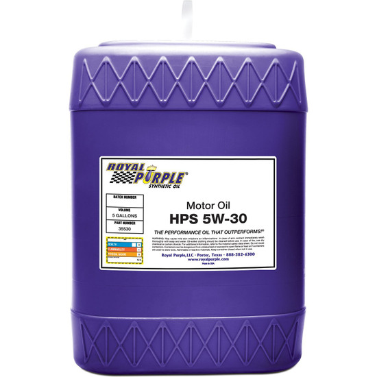 HPS 5W-30 High Performance Street