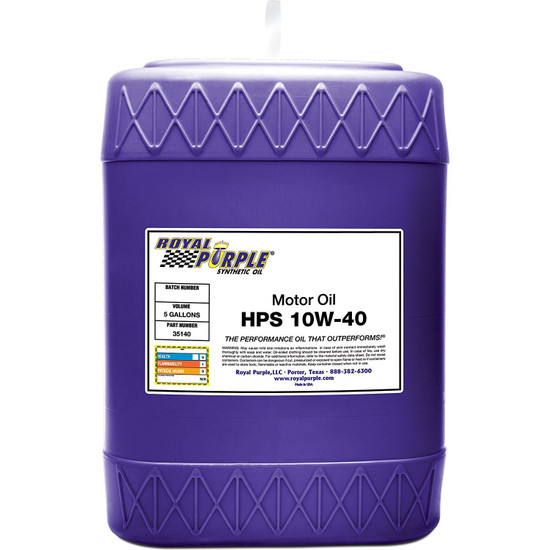 HPS 10W-40 High Performance Street