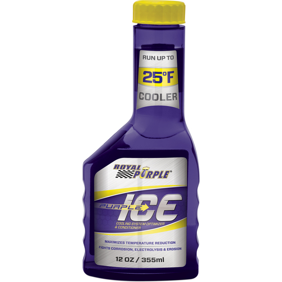 PURPLE ICE RADIATOR COOLANT ADDITIVE