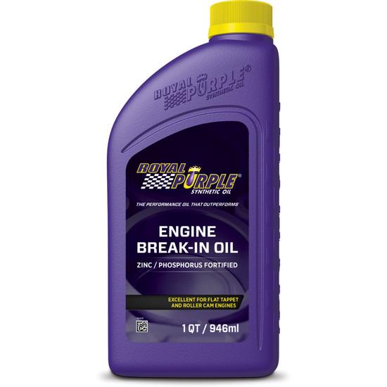 1 quart - ENGINE BREAK-IN OIL