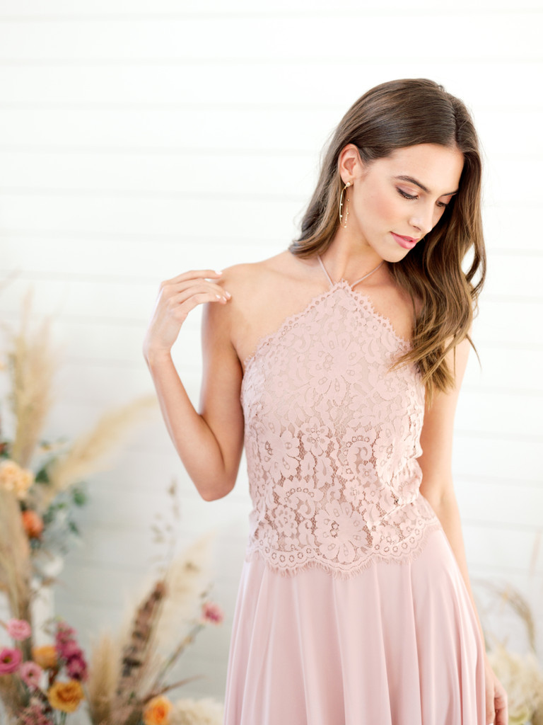 Sample Emery Lace Top