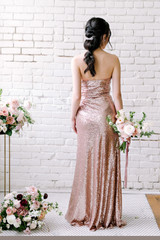 Model: Isabel, Size: 2, Color: Rose Gold