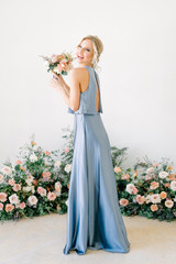 Model: Britt, Size: 4, Color: French Blue