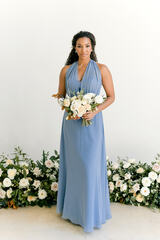 Model: Faith, Size: 8, Color: French Blue