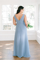 Model: Claudia; Size: 16; Color: French Blue