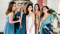 A Peek At The Founder Of Leopard Martini, Adriana Lucia's, Pinterest-Perfect Try-On Party