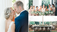 This Gorgeous Georgia Wedding Is Filled With Neutral Colors And Lots Of Laughs