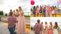"This Revelry Photoshoot-Turned-Proposal Is True ""Engagement Goals"""