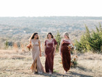 ​How to mix and match your perfect fall bridal party!