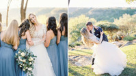 A Front Row Seat to the Most Romantic Lakeside Wedding
