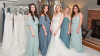 Finally The Bride: Sarah's Pre-Wedding Celebration Shows Why Every Bride Needs A Try-On Party