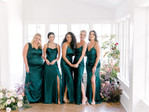 ​Revelry's 2021 Satin Bridesmaid Collection
