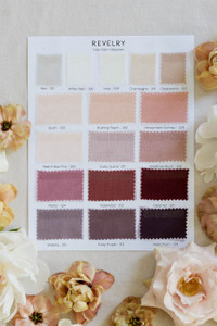 Tulle swatch page