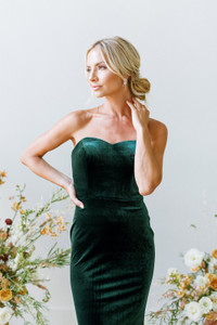 Model: Britt, Size: 4, Color: Emerald