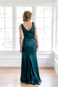 Model: Debby, Size: 4, Color: Classic Emerald