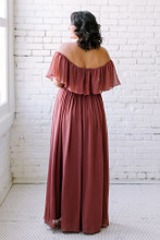 Sample Abigail Chiffon Dress