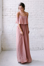 Layla Convertible Chiffon Dress