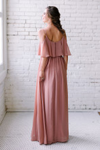 Sample Layla Convertible Chiffon Dress