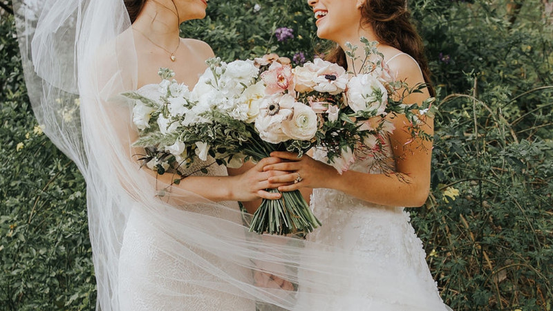 2 Brides Are Better Than 1:  Incorporating Tradition Into Your Nontraditional Wedding