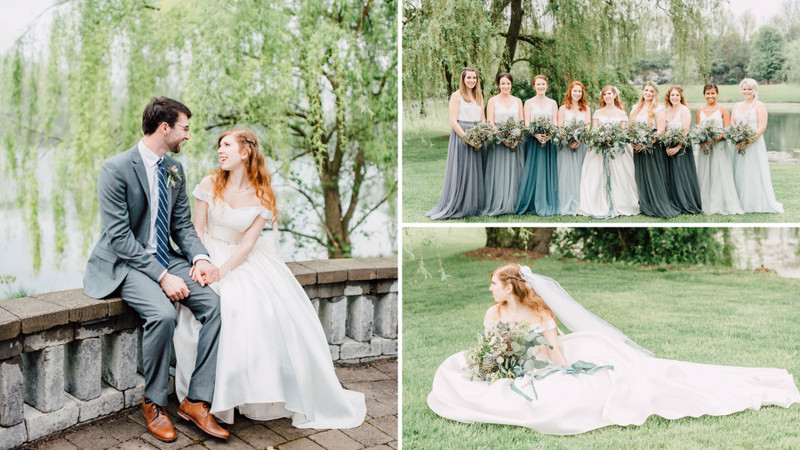 """A Mystical """"Little Mermaid"""" Inspired Wedding Right Out Of Your Disney Dreams"""