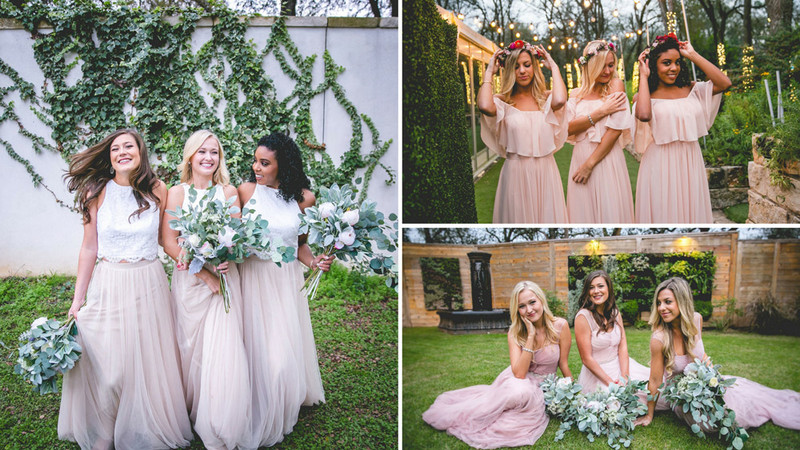 Color Story: Blushes, Pinks, & Neutrals
