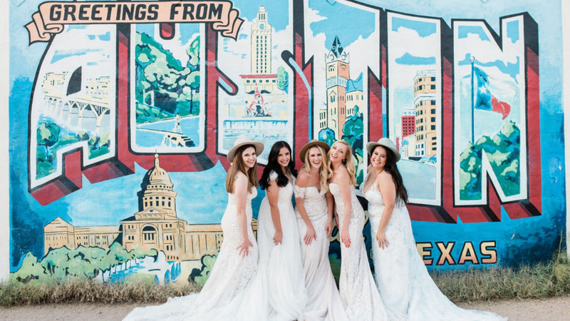 Finally The Bride: The Austin Retreat We'll Never Stop Dreaming About