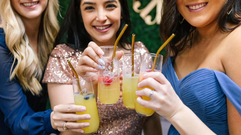 Victoria's Bachelorette Try-on Party At Revelry HQ Is A Bride-To-Be's Dream Come True