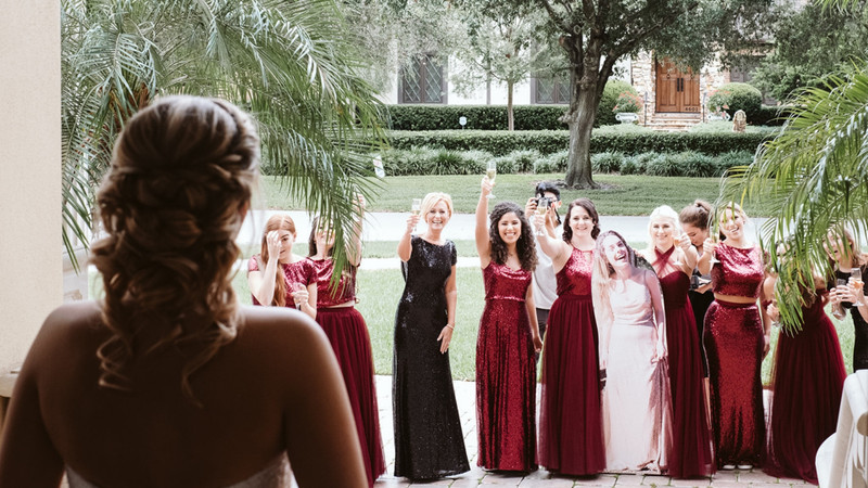 Finally The Bride: Meet Our 5 New Brides From Around The Country