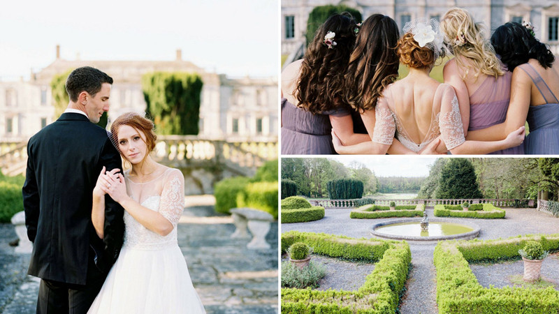 An Irish Destination Wedding- So Magical, We Had To Share Every Detail