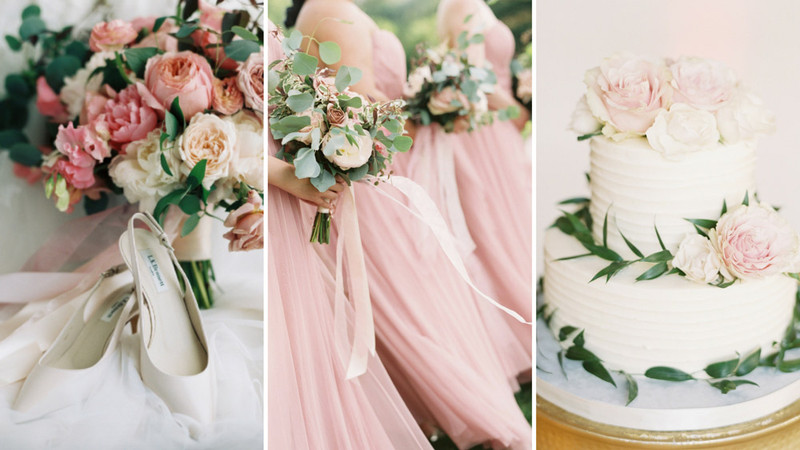 Tradition Meets Romance in This Connecticut Estate Wedding