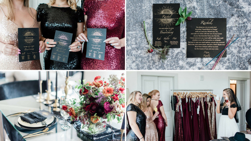 Finally The Bride: Coven-Themed Try On Party - Revelry