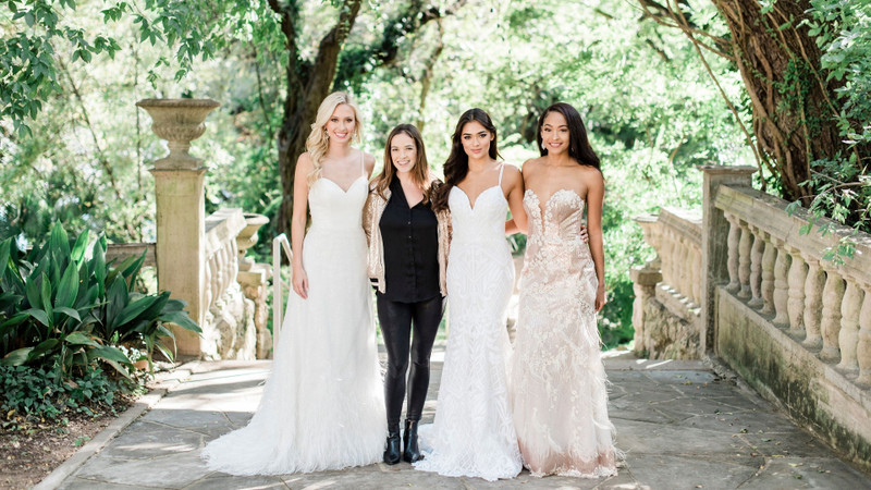 Revelry Bridal Is Almost Here And We're Officially Dreaming Of All Things Wedding Dresses