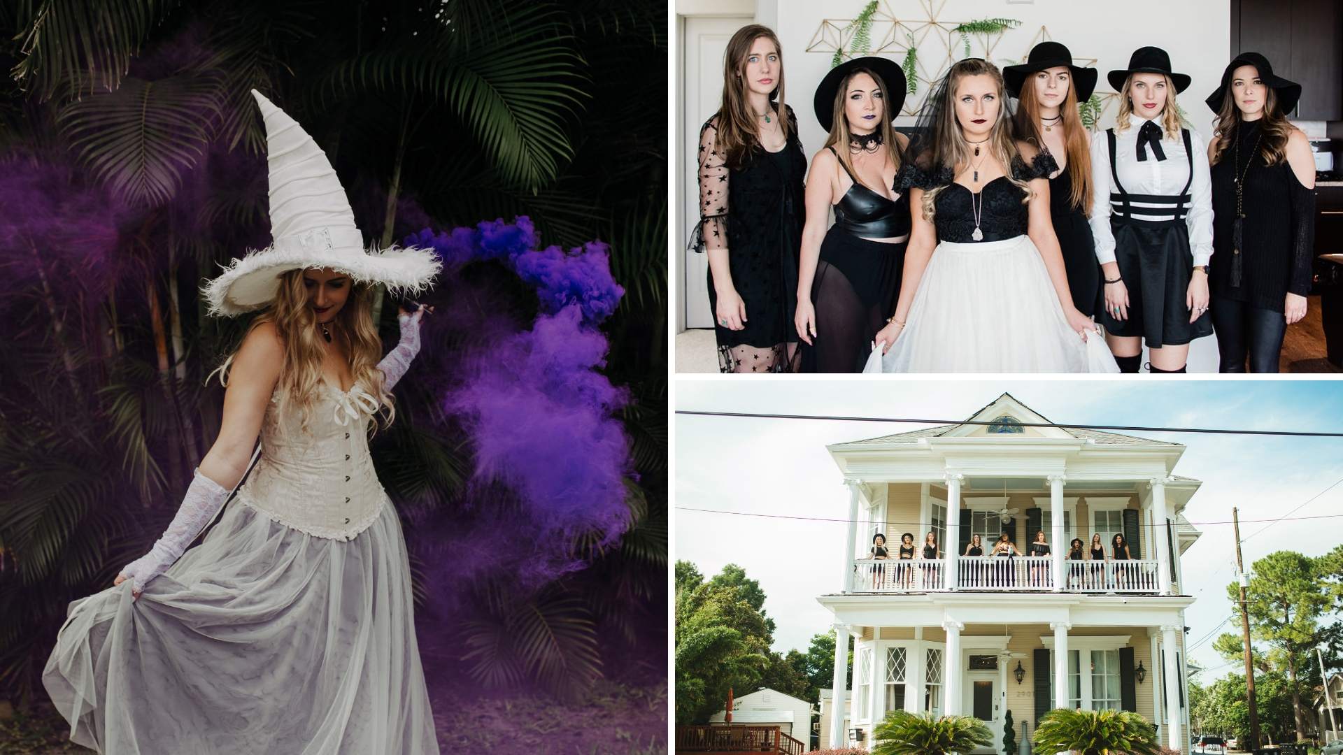Finally The Bride: Coven Themed Parties That Have Us Totally