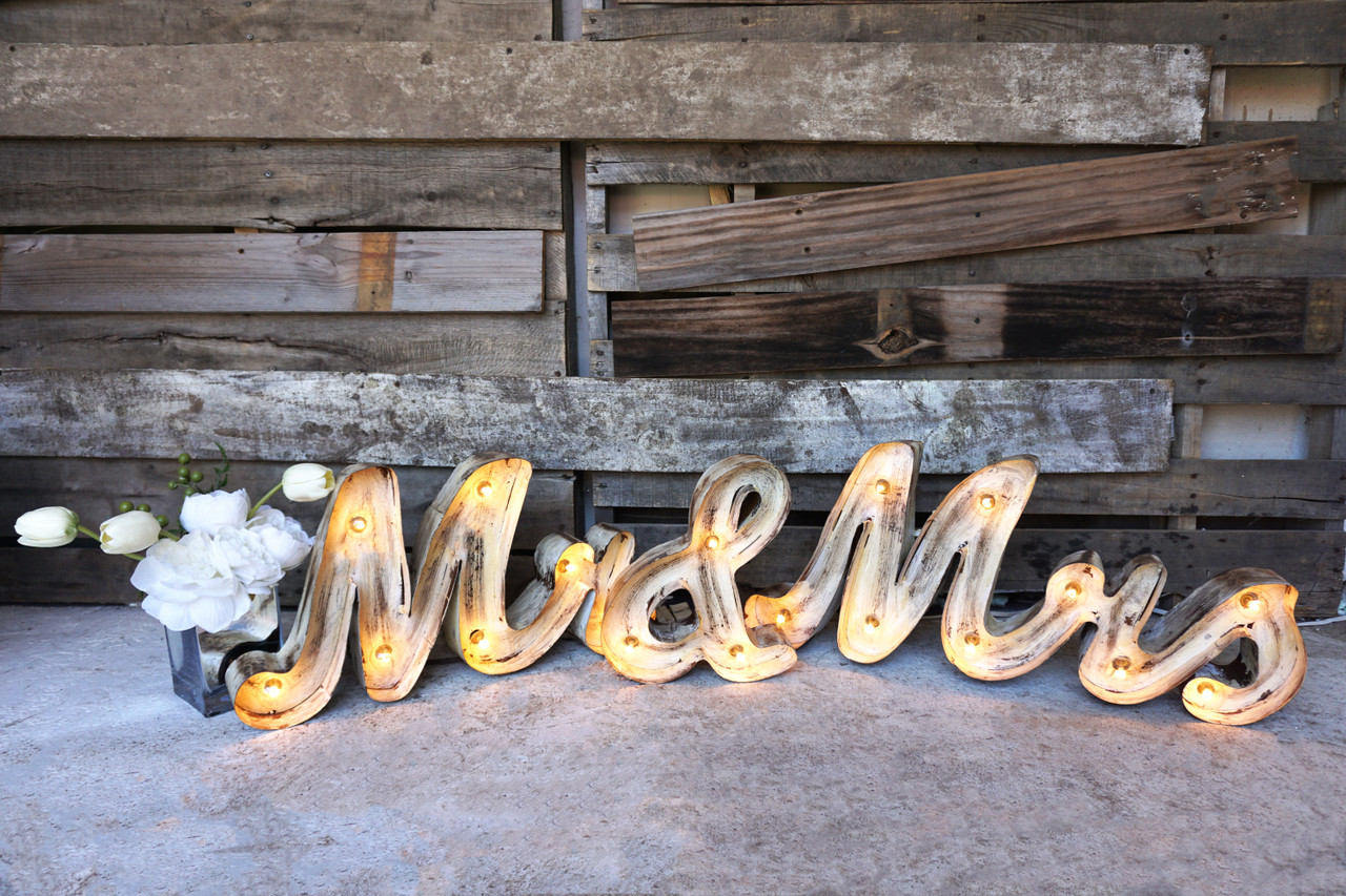 Rustic Wedding Decor