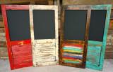 Shutter Chalkboard