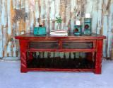El Dorado Coffee Table-Red